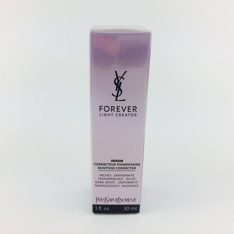Yves Saint Laurent Ysl Forever Light Creator Serum Skintone Corrector 30ml Bnib 3365440235762 Ebay